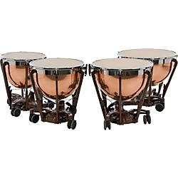 Adams Professional Series Generation II Hammered Copper Timpani, Set of 4 (P2KHSET4)