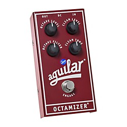 Aguilar Octamizer Analog Octave Bass Effects Pedal (510-251)