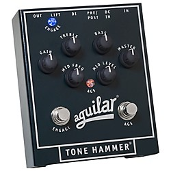 Aguilar Tone Hammer Preamp / Direct Box Bass Pedal (510-250)