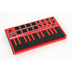 Akai Mini Mk2 Red : akai professional red mpk mini mkii music arts ~ Vivirlamusica.com Haus und Dekorationen