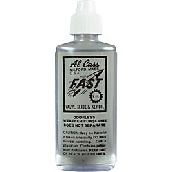 Al Cass Fast Valve, Slide and Key Oil (133ALA)