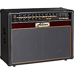 Albion Amplification TCT Series TCT50C 50W Tube Guitar Combo Amp (USED004000 TCT50C PLUM)