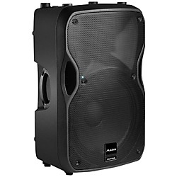 Alesis 1000W 15 Inch Two-Way Loudspeaker With Built In Alesis DSP (USED004000 Alpha 115)
