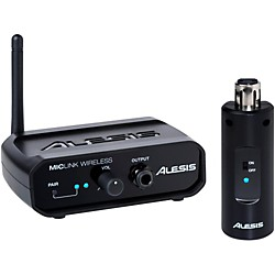 Alesis MicLink Wireless Digital Wireless Microphone Adapter (MICLINKWIRELESSX110)