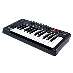 Alesis QX25 25-Key Advanced MIDI Keyboard Controller (QX25)