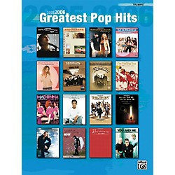 Alfred 2005-2006 Greatest Pop Hits Trumpet (00-25321)