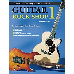Alfred 21st Century Guitar Rock Shop 1 (00-EL03851)