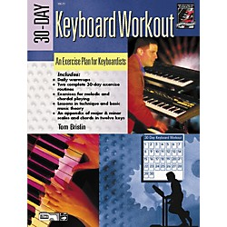 Alfred 30-Day Keyboard Workout Book (00-18511)