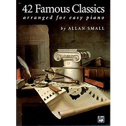 Alfred 42 Famous Classics for Easy Piano (00-361)