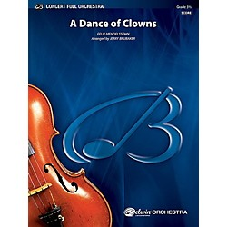 Alfred A Dance of Clowns from A Midsummer Night's Dream Full Orchestra Grade 3.5 Set (00-41234)