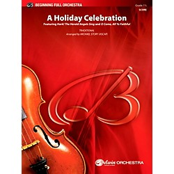 Alfred A Holiday Celebration Full Orchestra 1.5 Set (00-40420)
