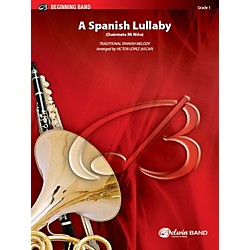 Alfred A Spanish Lullaby Concert Band Grade 1 Set (00-42150)