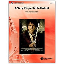 Alfred A Very Respectable Hobbit (from The Hobbit: An Unexpected Journey) Concert Band Grade 1 Set (00-39517)