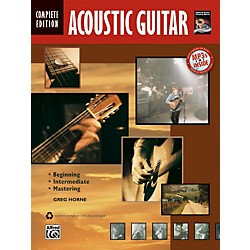 Alfred Acoustic Guitar Method Complete (Book/CD) (00-34355)