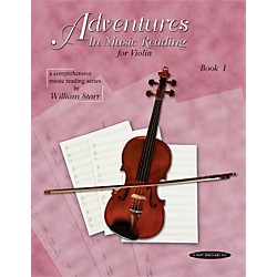 Alfred Adventures in Music Reading for Violin Book I (00-0618)