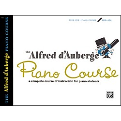 Alfred Alfred d'Auberge Piano Course Lesson Book 1 (00-502)
