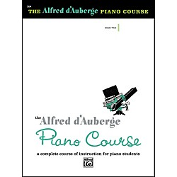 Alfred Alfred d'Auberge Piano Course Lesson Book 2 (00-504)