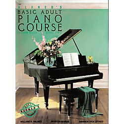 Alfred Alfred's Basic Adult Piano Course Lesson Book 2 (00-2461)
