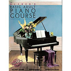 Alfred Alfred's Basic Adult Piano Course Lesson Book 3 (00-2263)