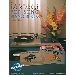 Alfred Alfred's Basic Adult Piano Course Pop Song Book 2 (00-2507)