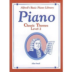 Alfred Alfred's Basic Piano Course Classic Themes Book 2 (00-3122)