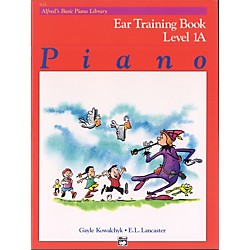 Alfred Alfred's Basic Piano Course Ear Training Book 1A (00-3112)