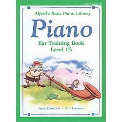 Alfred Alfred's Basic Piano Course Ear Training Book 1B (00-3113)