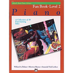 Alfred Alfred's Basic Piano Course Fun Book 2 (00-2392)