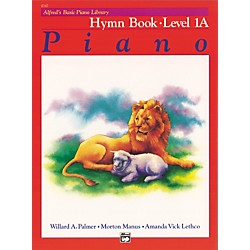 Alfred Alfred's Basic Piano Course Hymn Book 1A (00-6147)