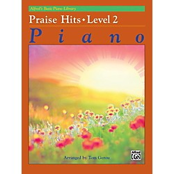 Alfred Alfred's Basic Piano Course Praise Hits Level 2 Book (00-40072)
