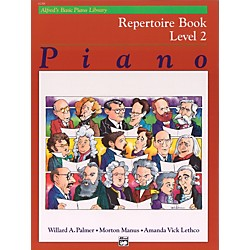 Alfred Alfred's Basic Piano Course Repertoire Book 2 (00-6188)