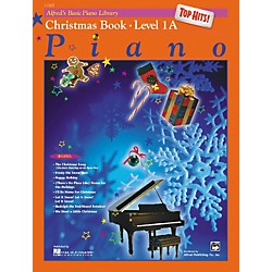 Alfred Alfred's Basic Piano Course Top Hits! Christmas Book 1A (00-17202)