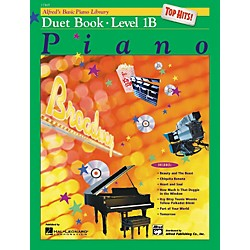 Alfred Alfred's Basic Piano Course Top Hits! Duet Book 1B (00-17165)