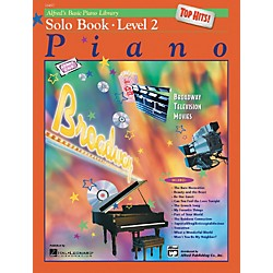 Alfred Alfred's Basic Piano Course Top Hits! Solo Book 2 (00-16497)