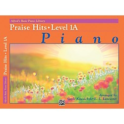 Alfred Alfred's Basic Piano Library: Praise Hits 1A Book (00-40070)