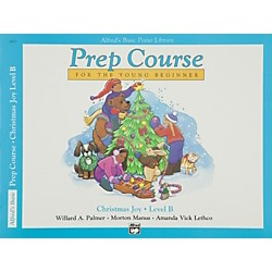 Alfred Alfred's Basic Piano Prep Course Christmas Joy! Book B (00-6477)