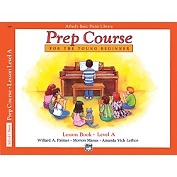 Alfred Alfred's Basic Piano Prep Course Lesson Book A (00-3089)