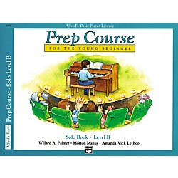 Alfred Alfred's Basic Piano Prep Course Solo Book B (00-3096)