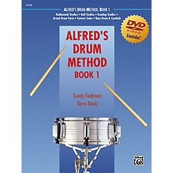 Alfred Alfred's Drum Method Book 1 (00-23196)