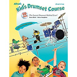 Alfred Alfred's Kid's Drumset Course Book & CD (00-24406)