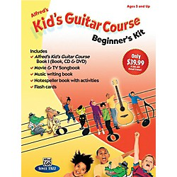 Alfred Alfred's Kid's Guitar Course: Beginner's Kit (00-42467)