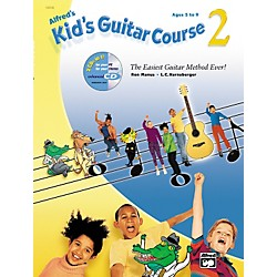 Alfred Alfred's Kid's Guitar Course 2 (Book/CD) (00-18448)