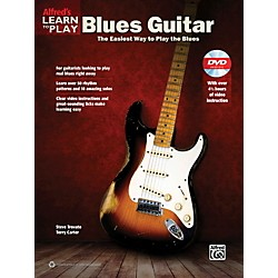 Alfred Alfred's Learn to Play Blues Guitar Book & DVD (00-40871)