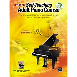 Alfred Alfred's Self-Teaching Adult Piano Course (00-30115)