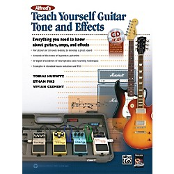Alfred Alfred's Teach Yourself Guitar Tone and Effects Book & CD (00-39392)