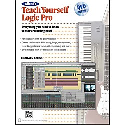 Alfred Alfred's Teach Yourself Logic Pro/Express Book & DVD (00-34358)