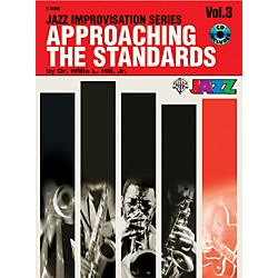 Alfred Approaching the Standards Volume 3 C Book & CD (00-SBM00009CD)