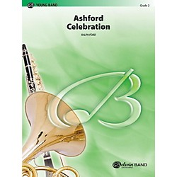 Alfred Ashford Celebration Concert Band Grade 2 Set (00-BDM01053)