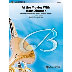 Alfred At the Movies with Hans Zimmer Concert Band Level 3 Set (00-42213)