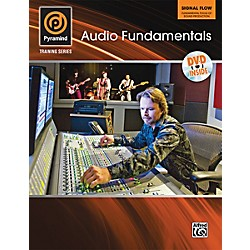 Alfred Audio Fundamentals Book & DVD (00-34386)